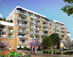 Achat / Vente programme immobilier neuf Annecy au coeur de l'Ecoquartier Vallin Fier (74000) - Réf. 1134