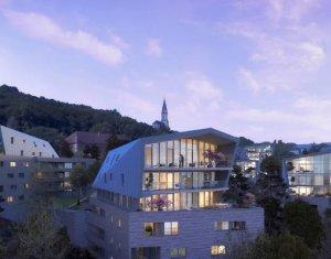Achat / Vente programme immobilier neuf Annecy entre lac et montagnes (74000) - Réf. 3796