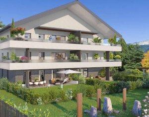Achat / Vente programme immobilier neuf Annecy-le-Vieux proche écoles et commodités (74940) - Réf. 3960