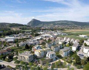 Achat / Vente programme immobilier neuf Annecy-Meythet au sein d'un parc verdoyant (74000) - Réf. 6037