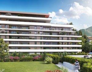 Achat / Vente programme immobilier neuf Annecy proche centre-ville (74000) - Réf. 918