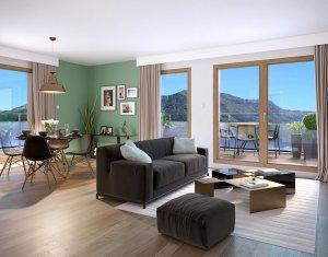 Achat / Vente programme immobilier neuf Annecy quartier Parmelan (74000) - Réf. 2028