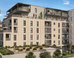 Achat / Vente programme immobilier neuf Annemasse à 200m du CEVA (74100) - Réf. 5711