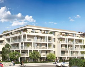 Achat / Vente programme immobilier neuf Annemasse à deux pas des services et commerces (74100) - Réf. 5374
