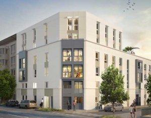 Achat / Vente programme immobilier neuf Annemasse à deux pas du centre-ville (74100) - Réf. 3596