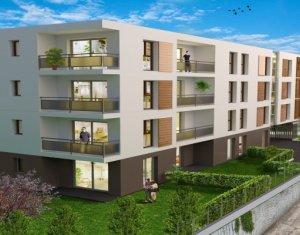 Achat / Vente programme immobilier neuf Annemasse proche accès autoroute (74100) - Réf. 5532