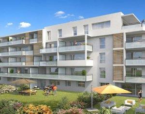 Achat / Vente programme immobilier neuf Annemasse proche gare et commerces (74100) - Réf. 3676