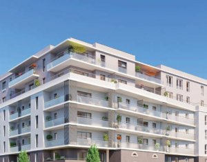 Achat / Vente programme immobilier neuf Annemasse proche tramway (74100) - Réf. 3026