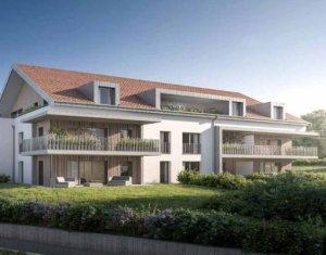 Achat / Vente programme immobilier neuf Au cœur d'Annecy-le-Vieux (74940) - Réf. 4965