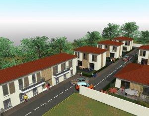 Achat / Vente programme immobilier neuf Balan dans quartier résidentiel (01360) - Réf. 520