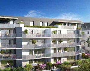 Achat / Vente programme immobilier neuf Barby proche écoles et commodités (73230) - Réf. 4088