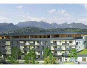 Achat / Vente programme immobilier neuf Bassens Résidence sénior toutes commodités (73000) - Réf. 376