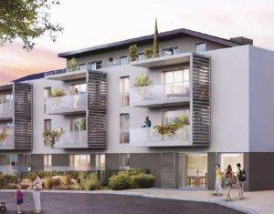 Achat / Vente programme immobilier neuf Bonne coeur de village proche commerces (74380) - Réf. 1421