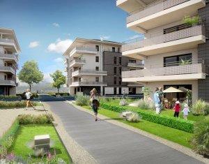 Achat / Vente programme immobilier neuf Bonneville au bord des quais d'Arve (74130) - Réf. 2218