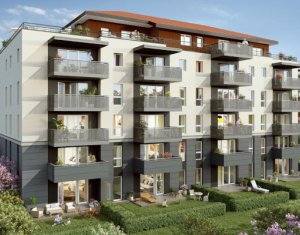Achat / Vente programme immobilier neuf Bonneville centre ville (74130) - Réf. 5449