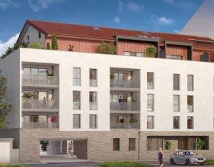 Achat / Vente programme immobilier neuf Bonneville cœur centre-ville (74130) - Réf. 2989