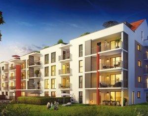 Achat / Vente programme immobilier neuf Bonneville Hyper centre (74130) - Réf. 1543