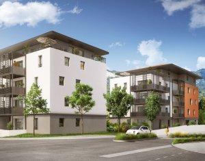 Achat / Vente programme immobilier neuf Bonneville proche stade Pierre Briffod (74130) - Réf. 2135