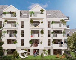 Achat / Vente programme immobilier neuf Bons-en-Chablais à 600 mètres du centre-ville (74890) - Réf. 3530