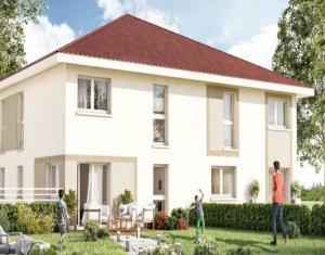 Achat / Vente programme immobilier neuf Bons-en-Chablais centre-ville (74890) - Réf. 2962