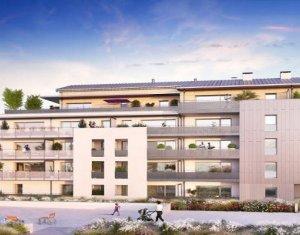Achat / Vente programme immobilier neuf Bons-en-Chablais proche centre (74890) - Réf. 2925