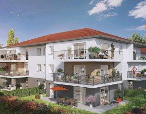 Achat / Vente programme immobilier neuf Bons en chablais proche de la gare (74890) - Réf. 2674