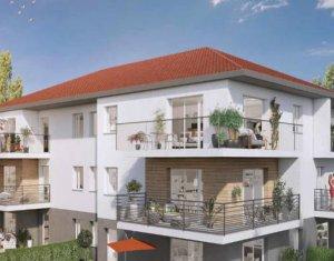 Achat / Vente programme immobilier neuf Bons-en-Chablais proche gare (74890) - Réf. 2917