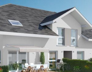 Achat / Vente programme immobilier neuf Bourg  de la Balme de Sillingy (74330) - Réf. 1401