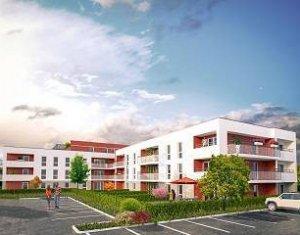 Achat / Vente programme immobilier neuf Bourg-en-Bresse quartier de Pennessuy (01000) - Réf. 2194