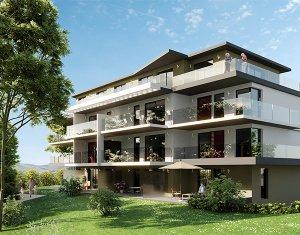 Achat / Vente programme immobilier neuf Bourget du lac proche des commerces (73370) - Réf. 2697