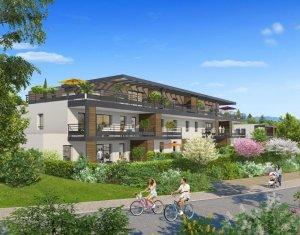 Achat / Vente programme immobilier neuf Brison-Saint-Innocent dans un écrin de verdure (73100) - Réf. 2221