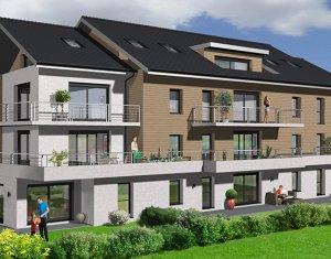 Achat / Vente programme immobilier neuf Challex proche de Genève (01630) - Réf. 3622