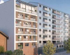 Achat / Vente programme immobilier neuf Chambéry cœur de ville proche transports (73000) - Réf. 4445