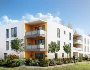 Achat / Vente programme immobilier neuf Chambéry proche Château des Ducs de Savoie (73000) - Réf. 2776