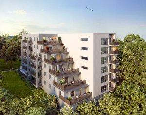 Achat / Vente programme immobilier neuf Chambéry proche cœur de ville (73000) - Réf. 3444