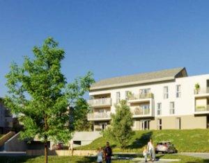 Achat / Vente programme immobilier neuf Charvonnex au coeur de la nature (74370) - Réf. 4903
