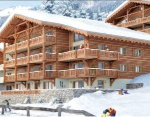 Achat / Vente programme immobilier neuf Châtel coeur de village (74390) - Réf. 3658