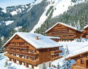 Achat / Vente programme immobilier neuf Châtel pied des pistes (74390) - Réf. 1569