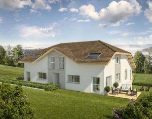 Achat / Vente programme immobilier neuf Chilly Centre du village de Sillingy (74270) - Réf. 1082