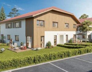 Achat / Vente programme immobilier neuf Clefs à 7 minutes de Thônes (74230) - Réf. 5414