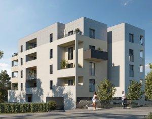 Achat / Vente programme immobilier neuf Cluses au cœur de la vallée de l'Arve (74300) - Réf. 6164