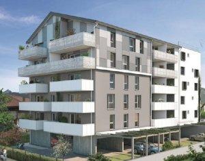 Achat / Vente programme immobilier neuf Cluses hyper centre (74300) - Réf. 5632