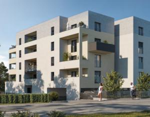 Achat / Vente programme immobilier neuf Cluses proche centre-ville (74300) - Réf. 5341