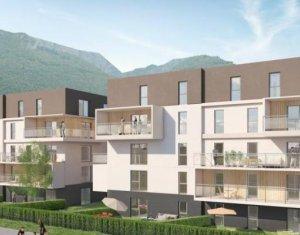 Achat / Vente programme immobilier neuf Cluses proche du centre-ville (74300) - Réf. 2837