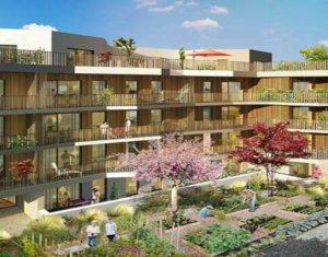 Achat / Vente programme immobilier neuf Cognin proche centre Chambéry (73160) - Réf. 2655