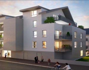 Achat / Vente programme immobilier neuf Cognin proche centre-ville (73160) - Réf. 3678