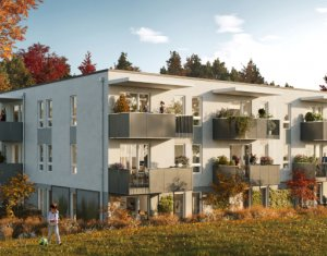 Achat / Vente programme immobilier neuf Cognin proche Chambéry (73160) - Réf. 5440