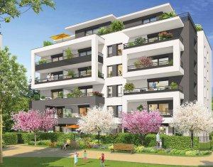 Achat / Vente programme immobilier neuf Collonges-sous-Salève proche Suisse (74160) - Réf. 1220