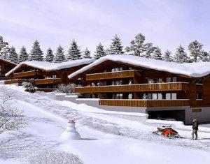 Achat / Vente programme immobilier neuf Combloux à deux pas de la navette (74920) - Réf. 4015