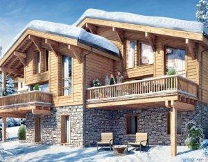 Achat / Vente programme immobilier neuf Combloux avec vue sur le Mont-Blanc (74920) - Réf. 1070